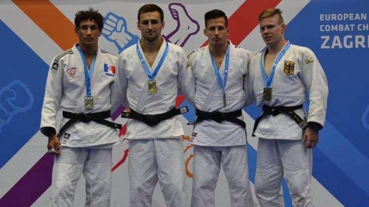 Артем Хомула здобув 5 місце у Хорватії