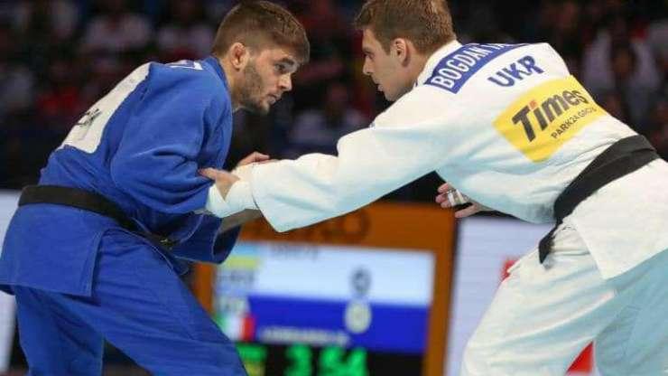 Богдан Ядов вдало виступив на Чемпіонаті Світу з дзюдо у Японії